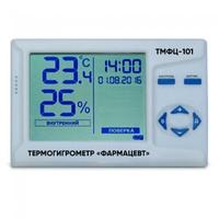 термогигрометр тмфц-101 (комплектация 0 )